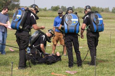 Knight Hawk Mine Rescue Team