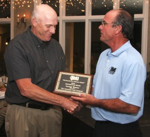 Experienced Miner Award - George Weaver